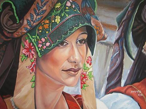Ethnicity by Andrei Attila Mezei