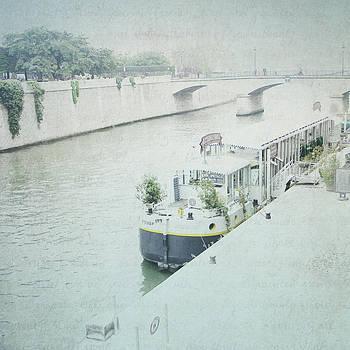 Letters From L'eau - Paris by Lisa Parrish