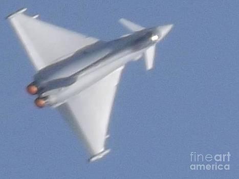 Eurofighter by Fergus Mitchell