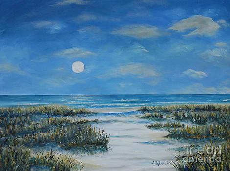 Evening Calm by Stanton Allaben