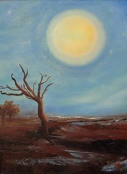 Evening Glow...Hope by Trish Bilich