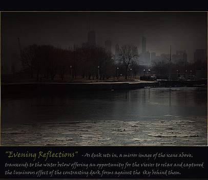 Evening Reflection . . . by Ilona Stefan