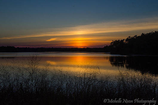 Evening Reflection by Michelle Nixon