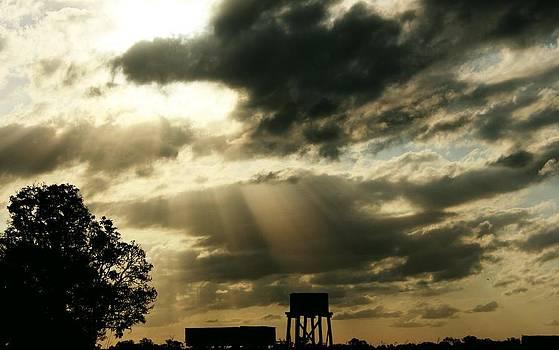 Evening Sky by Debbie Howden