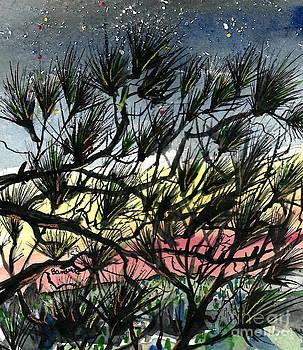 Evening Starlight Fantasy by Terry Banderas