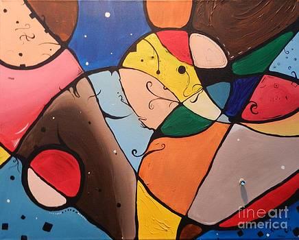 Evening Stars by Juan Molina