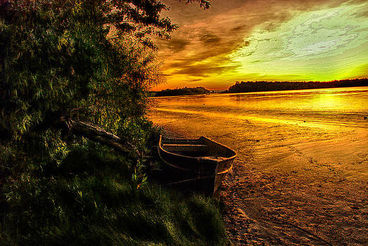 Evening Tranquility by Kimberleigh Ladd