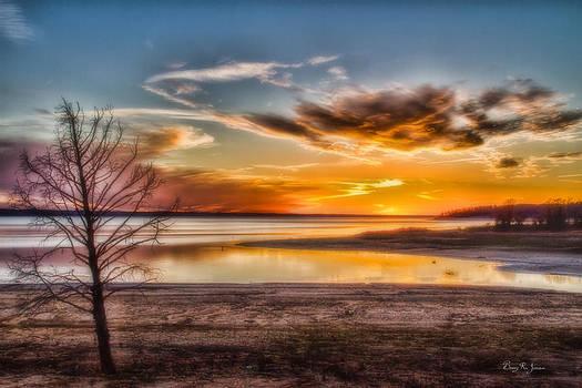 Barry Jones - Sunset - Scenic - Landscape - Evening