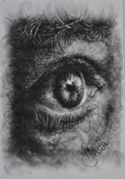 Every eye tells its own story by Linda Ferreira