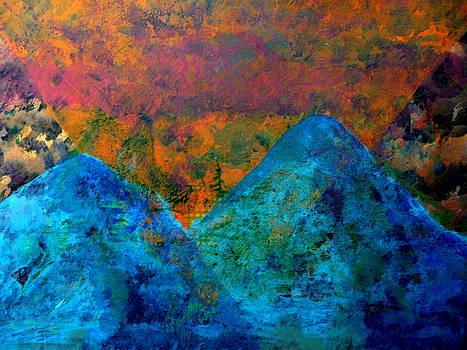 Every Mountain 161 by Aquira Kusume