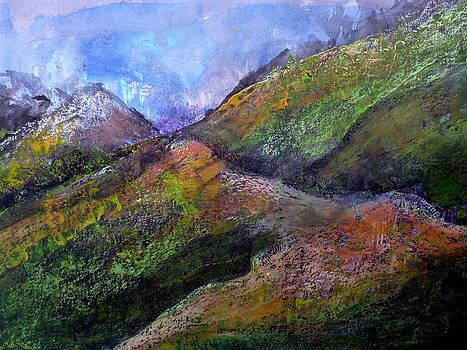 Every Mountain 167 by Aquira Kusume