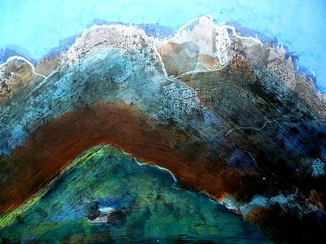Every Mountain 170 by Aquira Kusume
