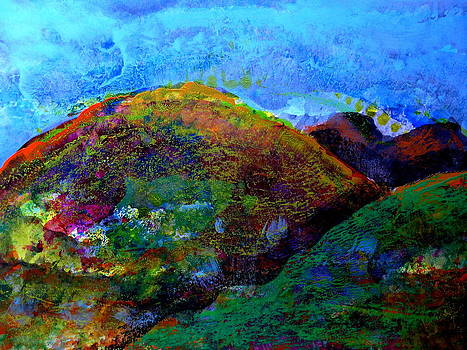 Every Mountain 175 by Aquira Kusume