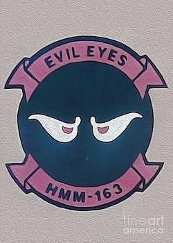 Gregory Dyer - Evil Eyes