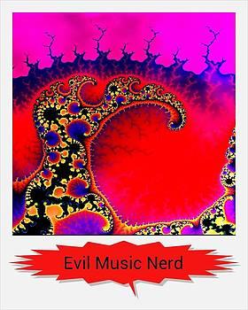 Daryl Macintyre - Evil Music Nerd
