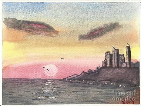 Evil Sunset by John Williams