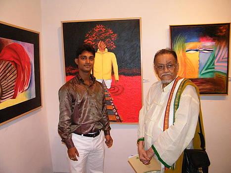 Exhibition B.A.A. C. by Biswajit Dutta
