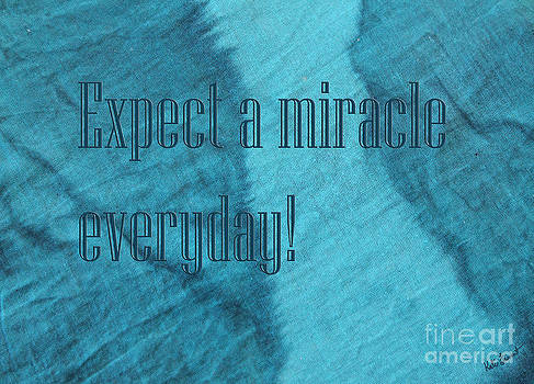 Kate Farrant - Expect a miracle