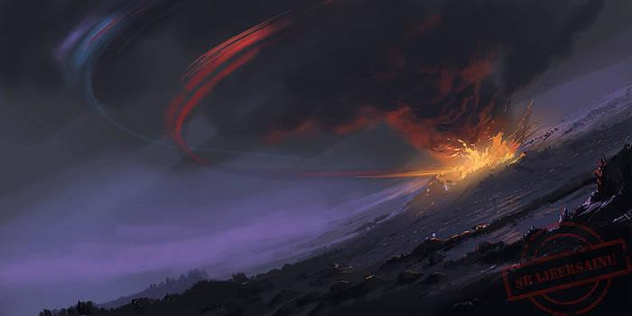 Explode by Shajeersainu Sainu