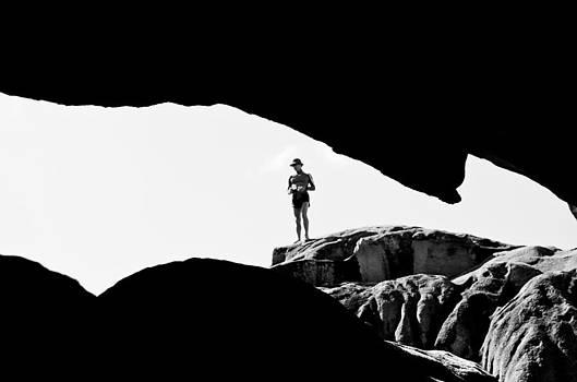 Explorer by Simon Clare