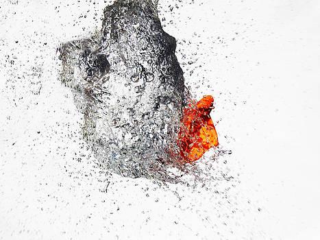 Explosive Water Balloon by Jay Harrison