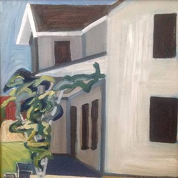 Expressionist Vine by Kerrie B Wrye