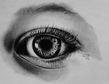 Eye 2 by Samantha Howell