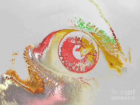 Eye 2 by Soumya Bouchachi