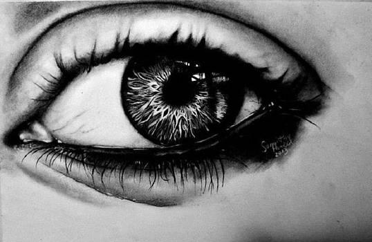 Eye 3 by Samantha Howell