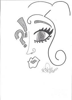 Eye Confused by Marie De Garo