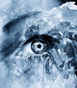 Eye Elements Ice by Ricky Sandoval