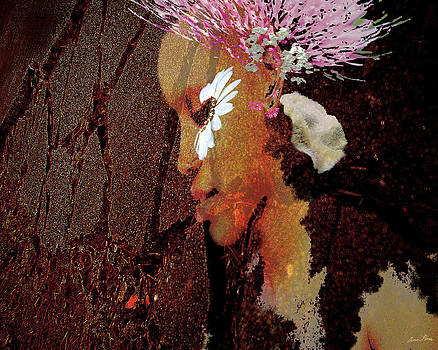 Eye Flower by Aaron Pierre Pines