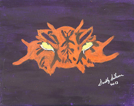 Eye of the Tiger by Swabby Soileau
