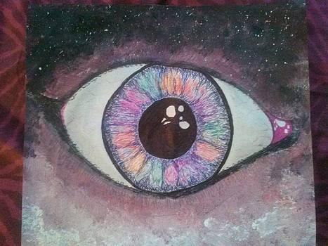 Eye Of The Universe by Kendya Battle
