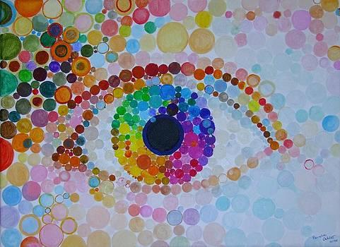 Eye by Pamela Gebler
