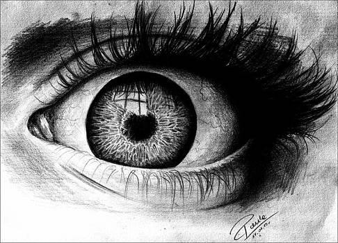 Eye by Paula Hajduk