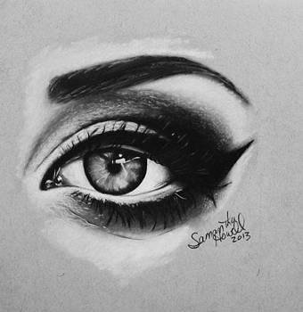 Eye by Samantha Howell