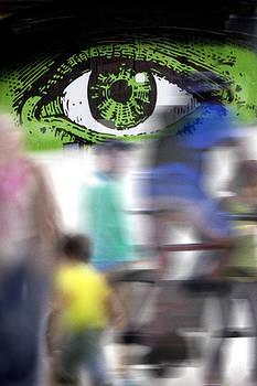 Eye Spy by Richard Piper