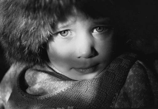 Ion vincent DAnu - Eyes in Chiaroscuro
