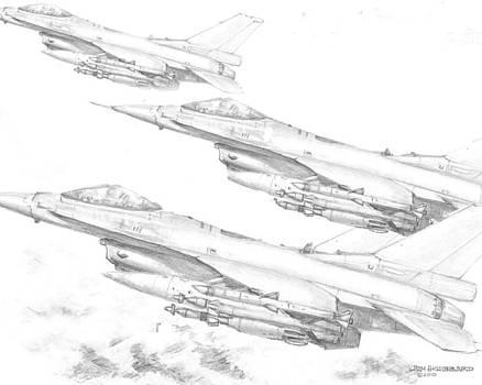 Jim Hubbard - F-16
