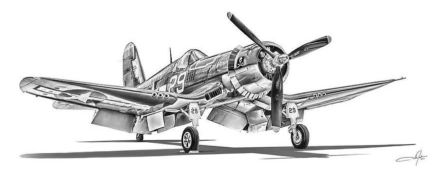 Dale Jackson - F4U Corsair