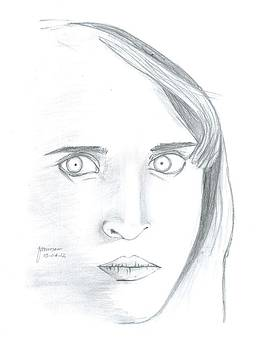 Face by Foqia Zafar