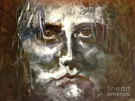 Face series 1 by Michelle Dommer