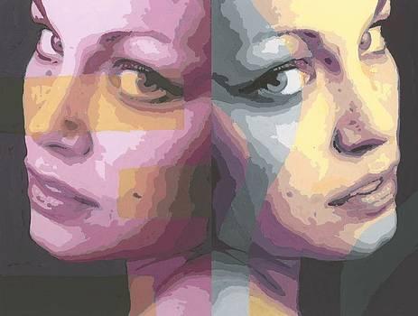 Faces by Rachel Hames