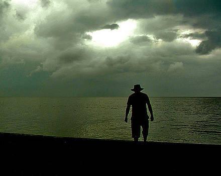Facing the Storm by Debora PeaceSwirl DAngelo
