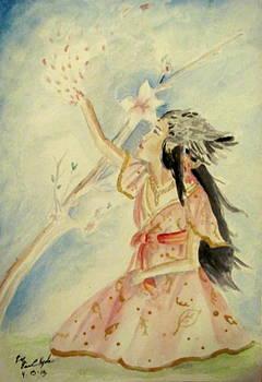 Fade Away Princess by Gina Hyde