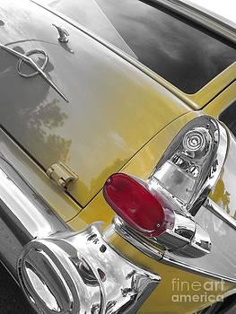 Faded Pontiac by Chad Thompson