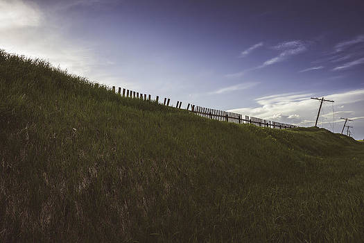 Fading Impressions 3 by Wayne Stadler