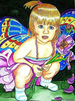 Fairy Child by Judy Moon