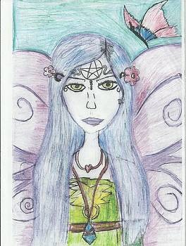 Fairy Girl by Georgia Mclellan